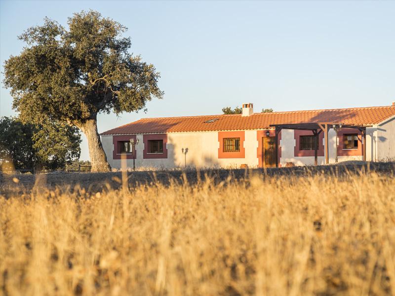 casa rural zamora encanto exteriores 4